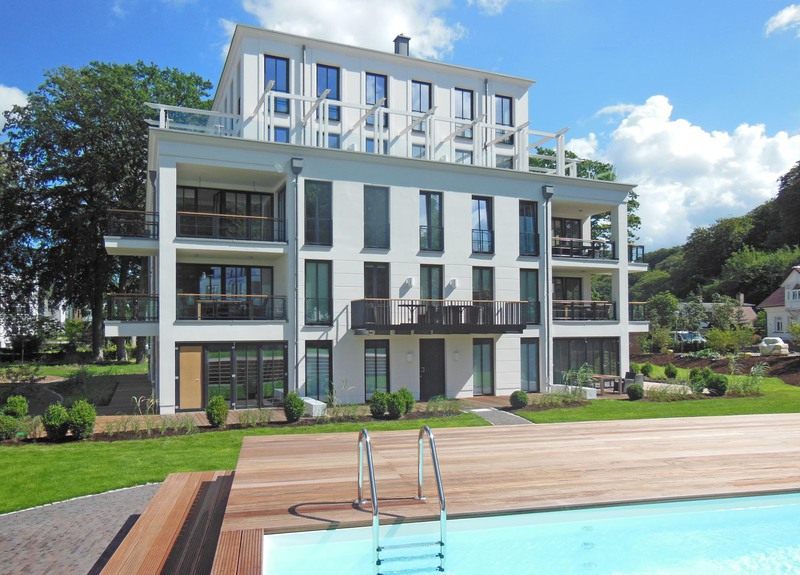 buy online cheap prices great look Meerblick Penthouse in Binz auf Rügen, Sellin, Sylt